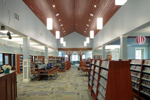 Highland Public Library Main Space
