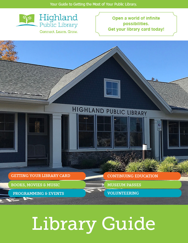 Highland Public Library Guide to Services