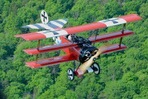 Red Barron Plane