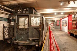 NY Transit Museum Vintage Fleet