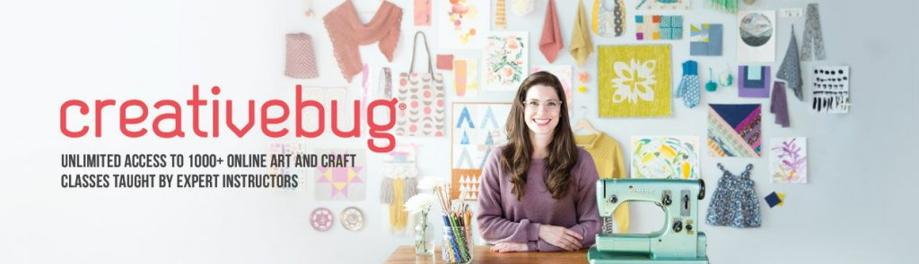 Creative Bug Craft Classes