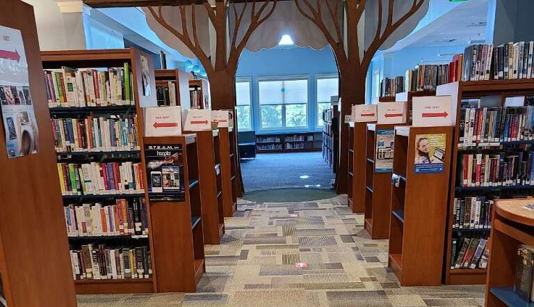 Library Opening to Public – Limited Services