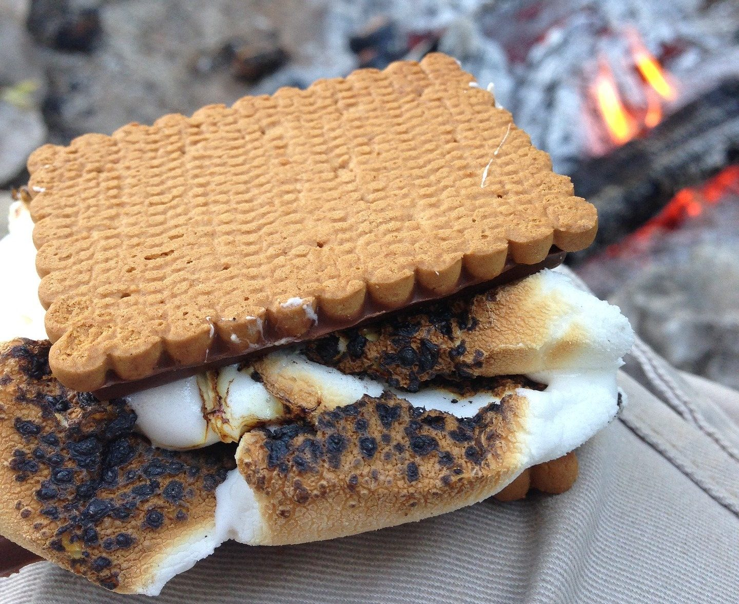 End of Summer S'mores