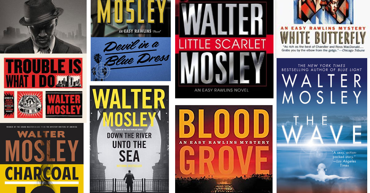 Walter Mosley Honored by National Book Foundation
