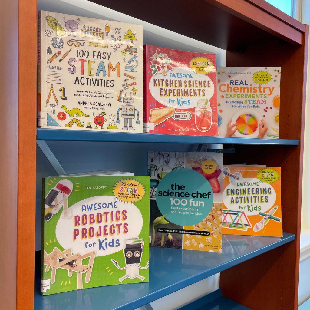 STEM/STEAM Books