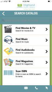 Access Digital Media Apps