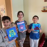Painting with April: The Chaudhary Family