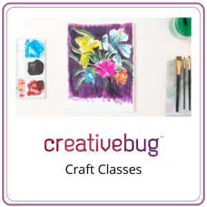 Creative Bug Craft Classes