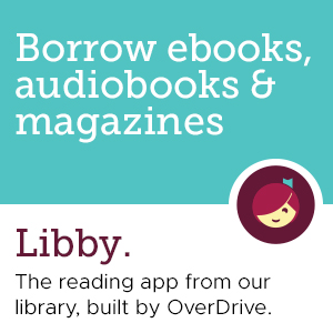 LIbby Magazines and Audio Books