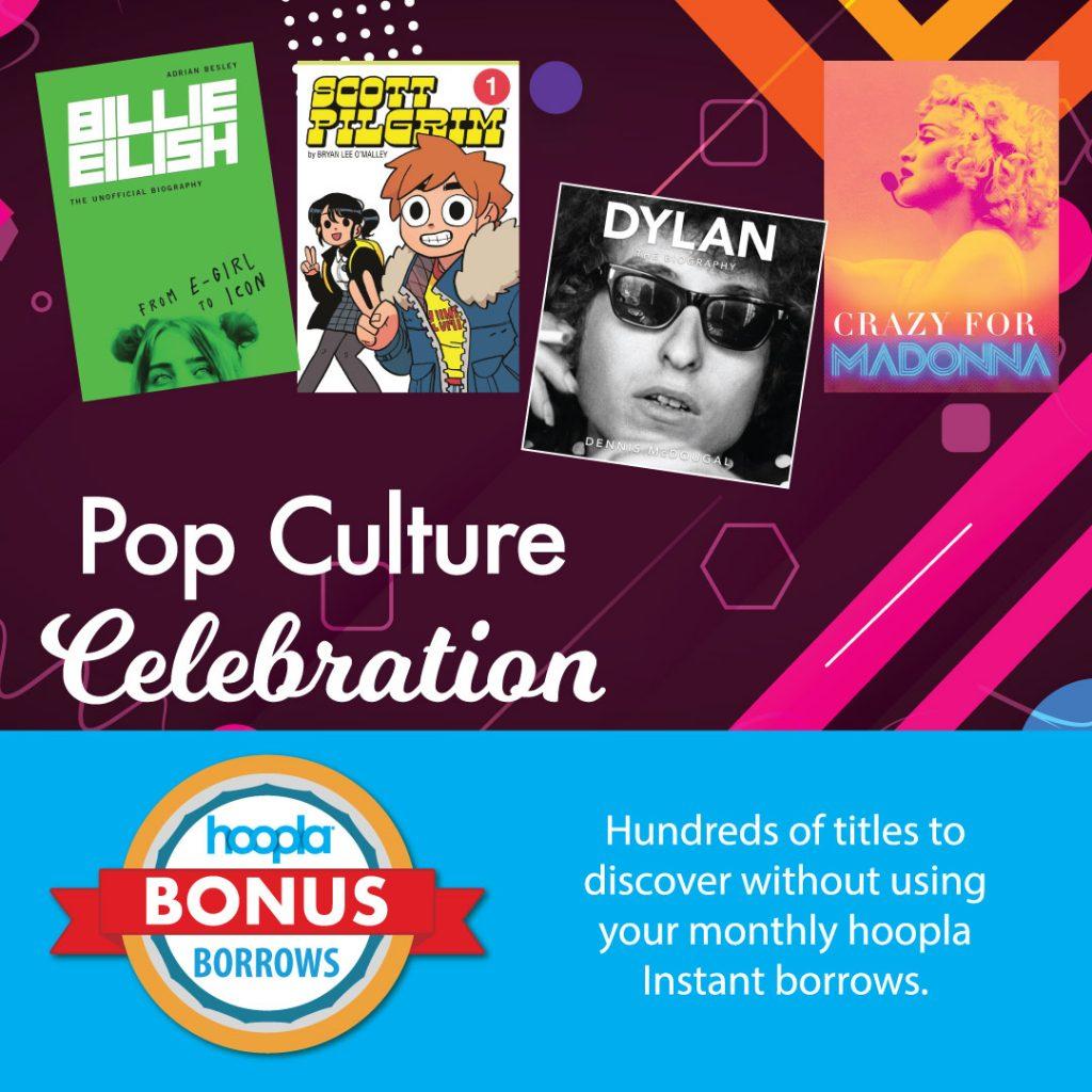 Hoopla Pop Culture