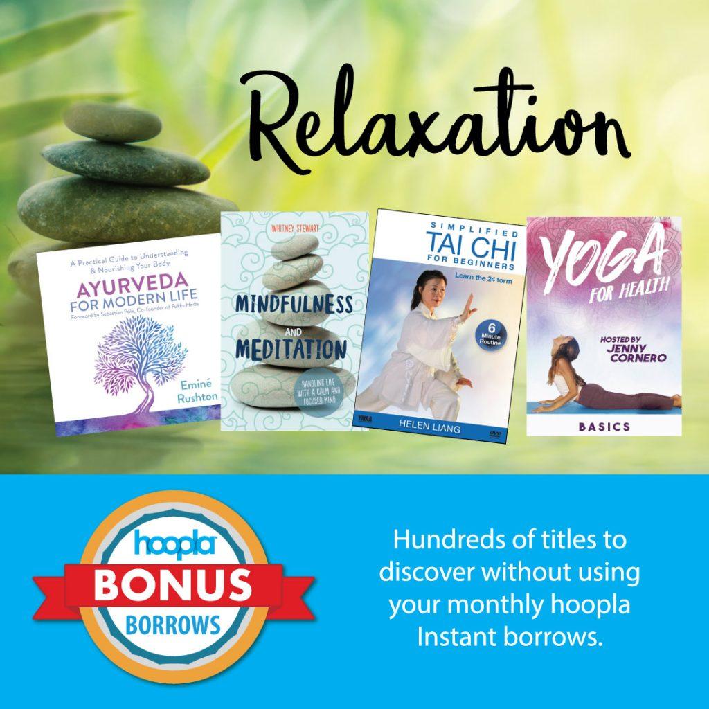 Hoopla Relaxation