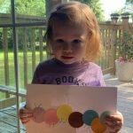 Sadie Caterpillar Craft
